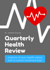 Quarterly Health Review – analysis of your health status with a custom treatment plan