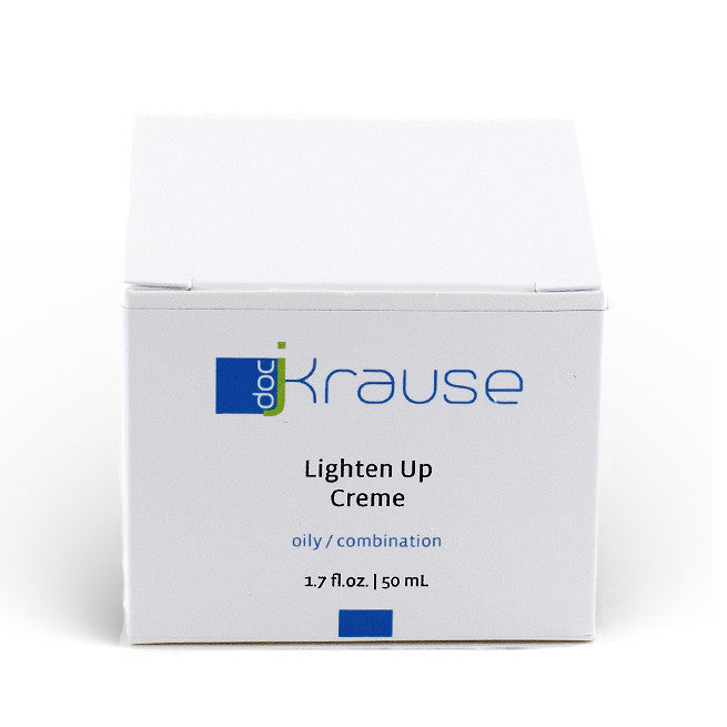 Lighten Up Créme – Skin Brightening Moisturizing - 1.7 oz/50 mL