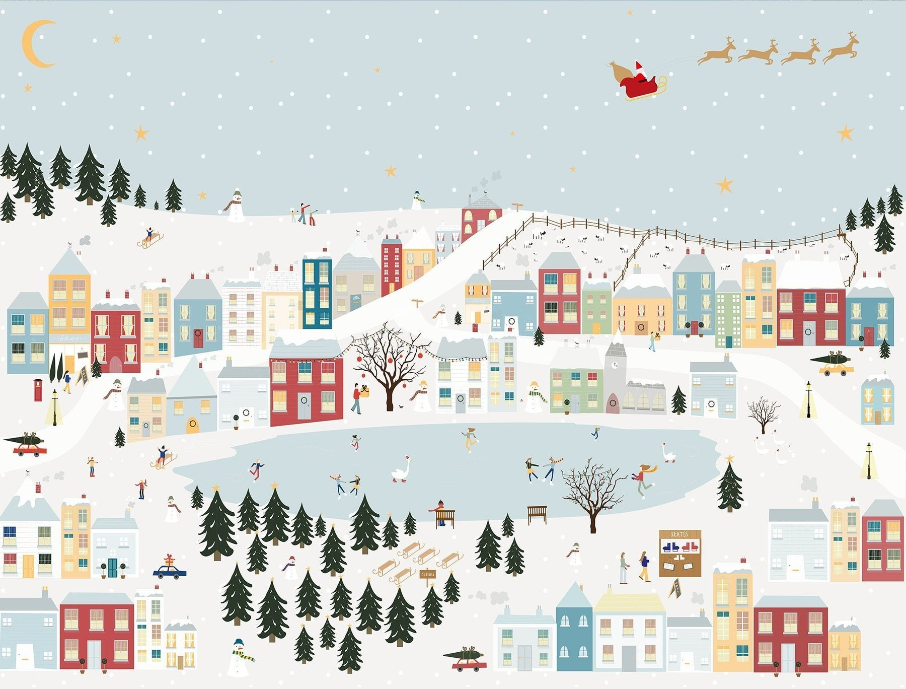 Christmas Memories Jigsaw Puzzle