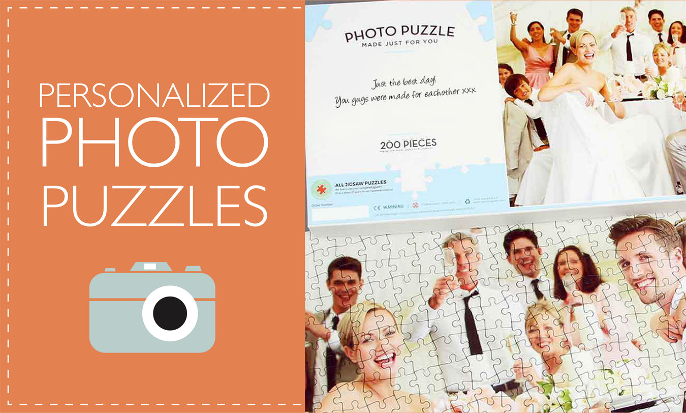 personalized photo puzzles