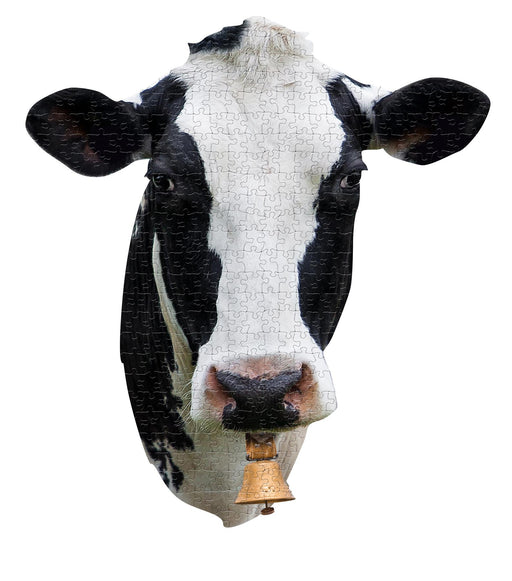 I am Cow' 300 Piece Jigsaw Puzzle - All Jigsaw Puzzles