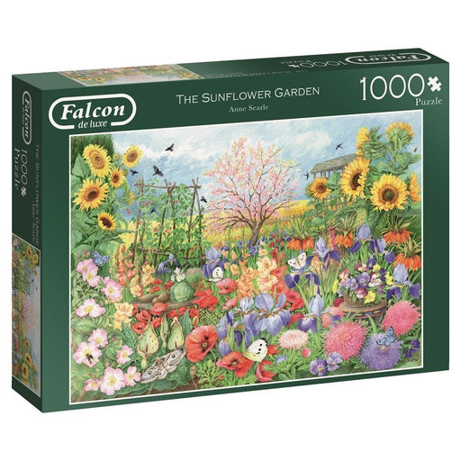 The Sunflower Garden 1000 Piece Jigsaw Puzzle - All Jigsaw Puzzles