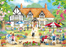 A Summer Evening at the Pub 2 x 500 Piece Jigsaw Puzzle - All Jigsaw Puzzles