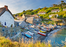Cadgwith, Cornwall 1000 Piece Jigsaw Puzzle - All Jigsaw Puzzles