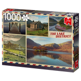 Greetings from Lake District 1000 Piece Jigsaw Puzzle
