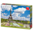 Eiffel Tower Summer, Paris 1000 Piece Jigsaw Puzzle - All Jigsaw Puzzles