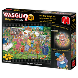 Wasgij Original 32 'The Big Weigh In' 1000 Piece Jigsaw Puzzle
