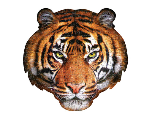 I am Tiger' 550 Piece Jigsaw Puzzle - All Jigsaw Puzzles
