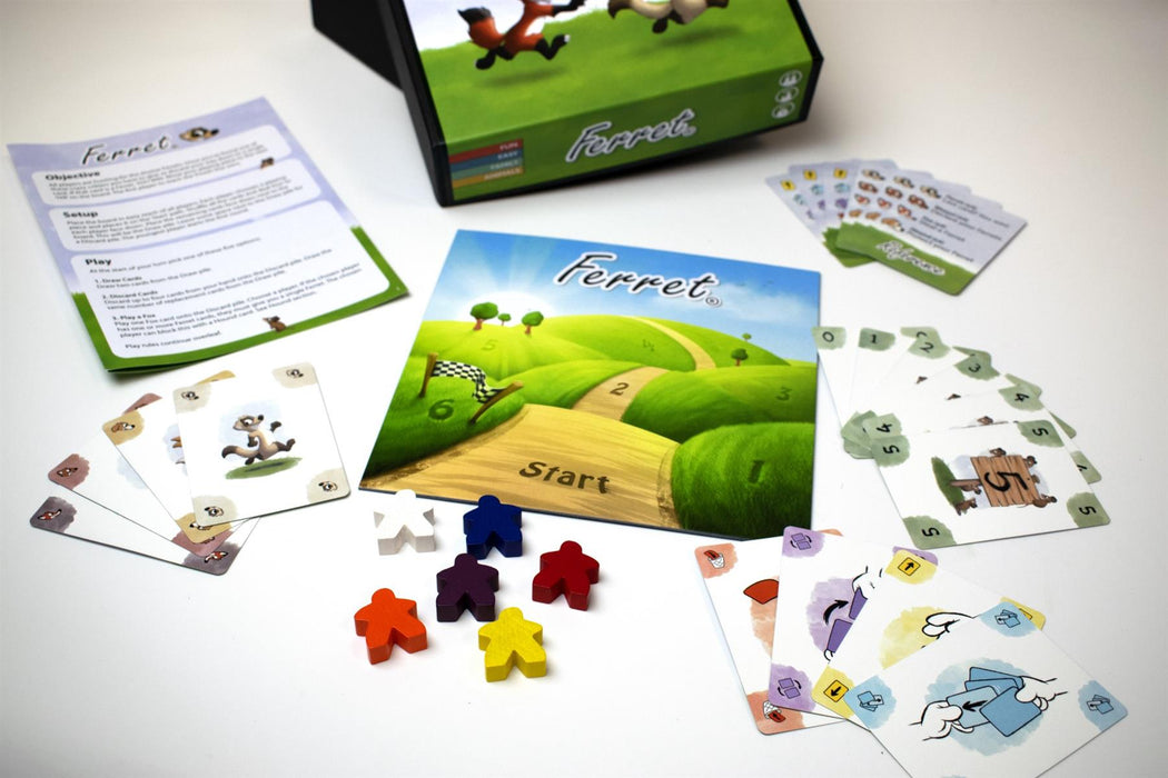 Ferret Game by R.W.Butler Games
