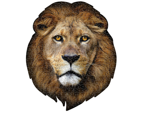 I am Lion' 550 Piece Jigsaw Puzzle - All Jigsaw Puzzles
