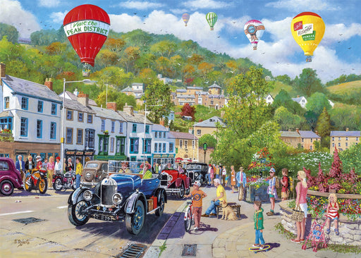 New 2020 Gibsons Matlock Bath 1000 piece Jigsaw Puzzle - All Jigsaw Puzzles