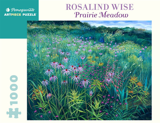 Rosalind Wise: Prairie Meadow 1000 Piece Jigsaw