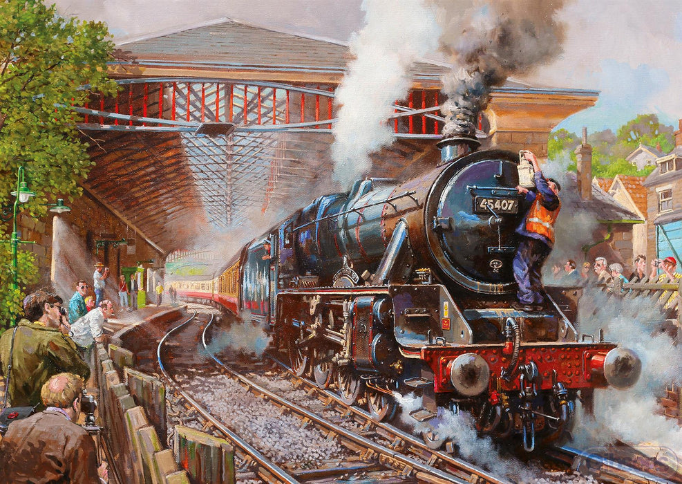 Pickering Station 500 Piece Gift Jigsaw Puzzle