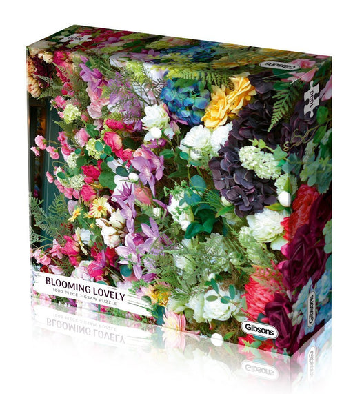 Blooming Lovely 1000 Piece Jigsaw Puzzle - All Jigsaw Puzzles