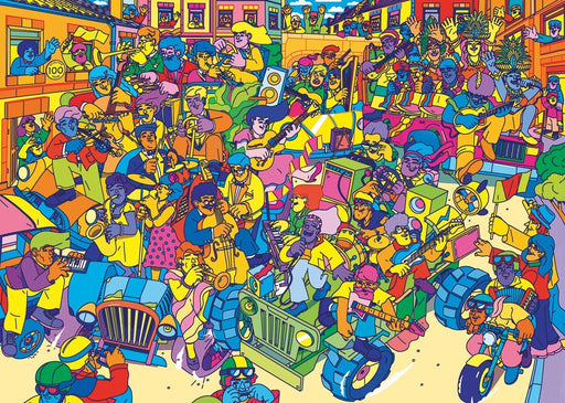 Carnival 1000 Piece Jigsaw Puzzle - All Jigsaw Puzzles