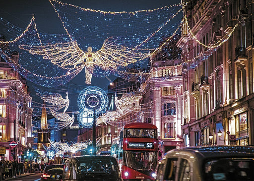 London Lights 1000 Piece Jigsaw Puzzle - All Jigsaw Puzzles