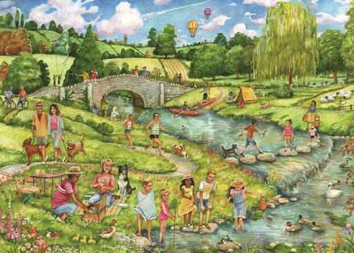 The Great Outdoors 1000 Piece Jigsaw Puzzle
