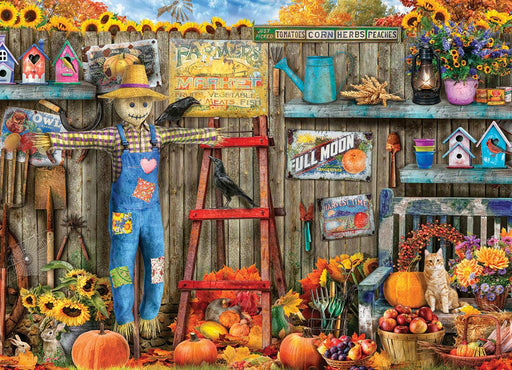Harvest Time 1000 Piece Jigsaw Puzzle - All Jigsaw Puzzles