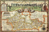 Berkshire 1610 Historical Map 300 Piece Wooden Jigsaw Puzzle - All Jigsaw Puzzles