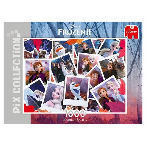 Disney Pix Collection Frozen 2 1000 Piece Jigsaws 1