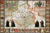 Cambridgeshire 1610 Historical Map 300 Piece Wooden Jigsaw Puzzle - All Jigsaw Puzzles