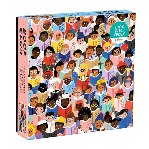 Book Club 1000 Piece Jigsaw Puzzle