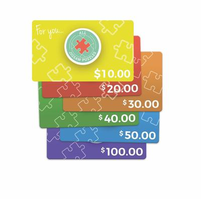 All Jigsaw Puzzles Gift Vouchers - All Jigsaw Puzzles