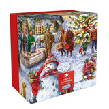 A White Christmas 500 Piece Jigsaw Puzzle - All Jigsaw Puzzles