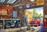 Jigsaw Puzzle - Daddy's Little Helper 500 Piece Jigsaw Puzzle
