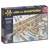 Jan van Haasteren - Christmas Eve 2000 Piece Jigsaw Puzzle - All Jigsaw Puzzles UK  - 2