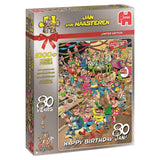 Jan Van Haasteren Happy Birthday Jan! 1000 Piece Jigsaw Puzzle - All Jigsaw Puzzles UK  - 2