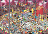 Jigsaw Puzzle - Jan Van Haasteren The Circus 1000 Piece Jigsaw Puzzle