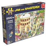 Jan van Haasteren The Escape 1000 Piece Jigsaw Puzzle - All Jigsaw Puzzles UK  - 2
