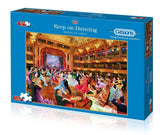 Jigsaw Puzzle - Keep On Dancing - Marcello 500XL Piece Jigsaw Puzzle
