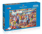 Jigsaw Puzzle - Nearly New 500XL Jigsaw Puzzle