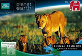 Jigsaw Puzzle - Planet Earth - Animal Families (150 Pieces) Jigsaw Puzzle