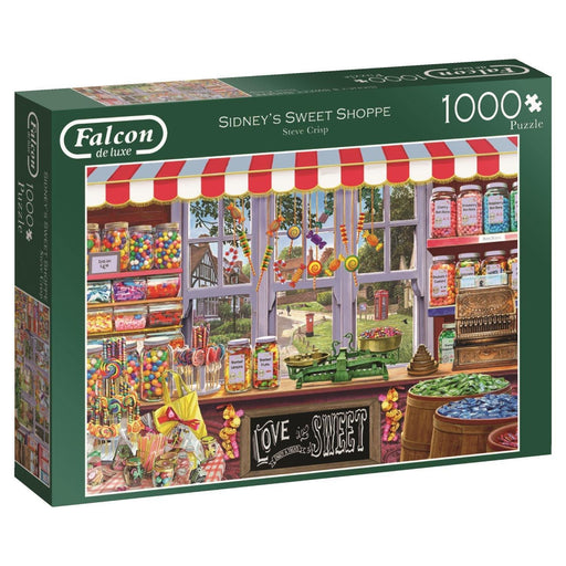 Sidney's Sweet Shoppe 1000 Piece Jigsaw Puzzle - All Jigsaw Puzzles