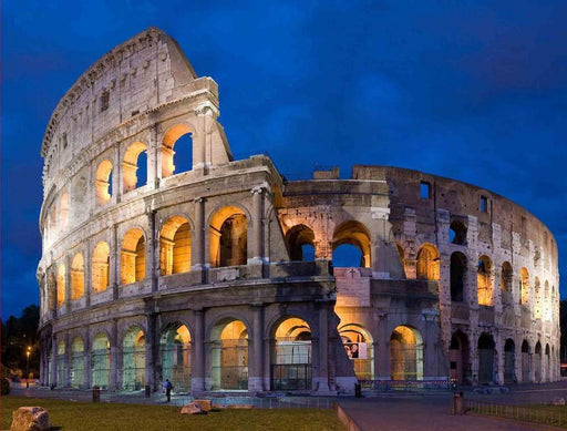 Jigsaw Puzzle - The Colosseum 1000 Or 500 Piece Jigsaw Puzzles