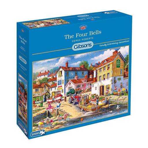 Jigsaw Puzzle - The Four Bells 1000 Piece Jigsaw Puzzle