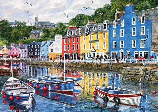 Tobermory 1000 Piece Jigsaw Puzzle - All Jigsaw Puzzles