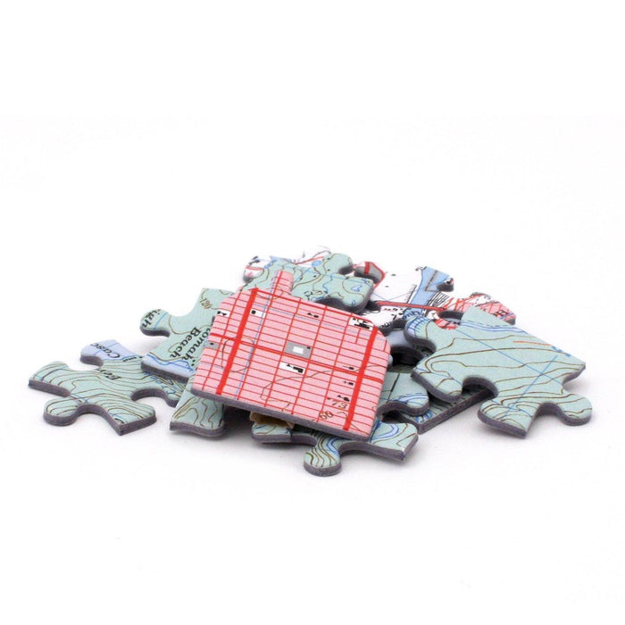 Canada Map Jigsaw Puzzle - All Jigsaw Puzzles