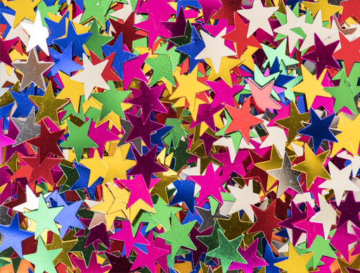 Shiny Stars - Impuzzible - 1000 Piece Jigsaw Puzzle - All Jigsaw Puzzles