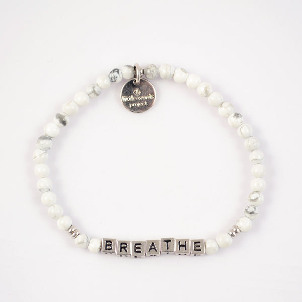Load image into Gallery viewer, Breathe- White Howlite