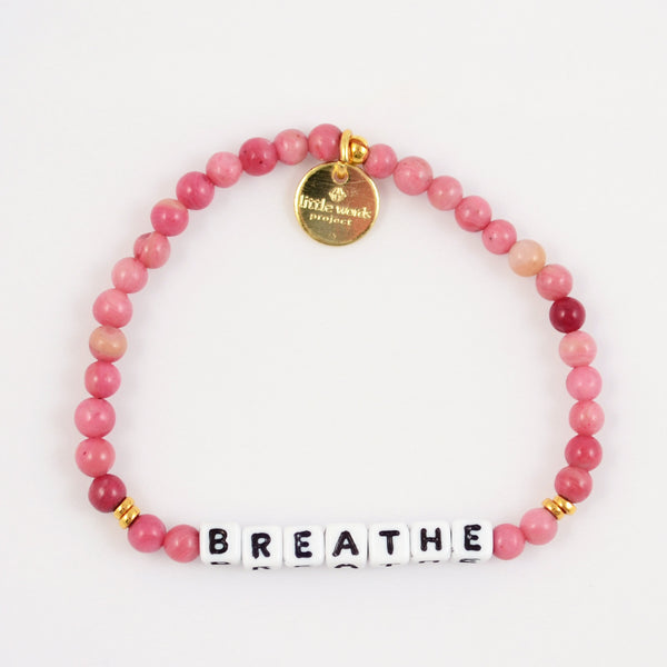 Breathe- Rhodonite