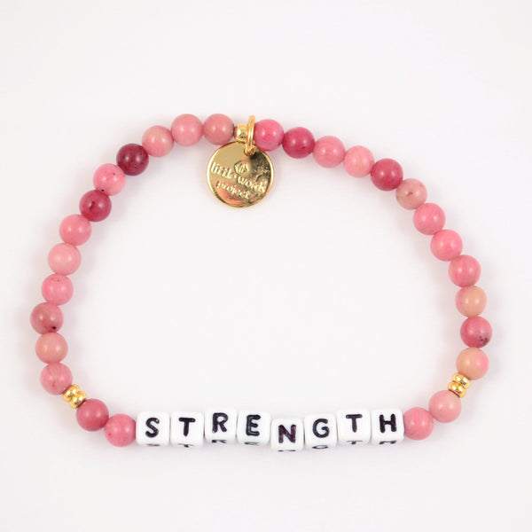 Strength- Rhodonite
