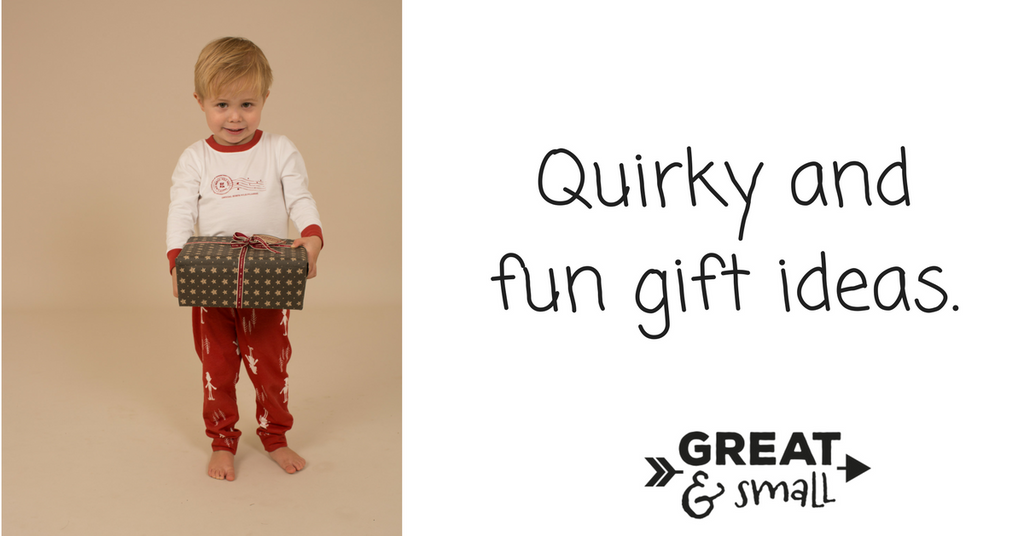8 Alternative, Quirky and Fun Christmas Gifts for Boys