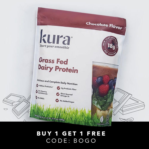 Chocolate Grass Fed Dairy Protein