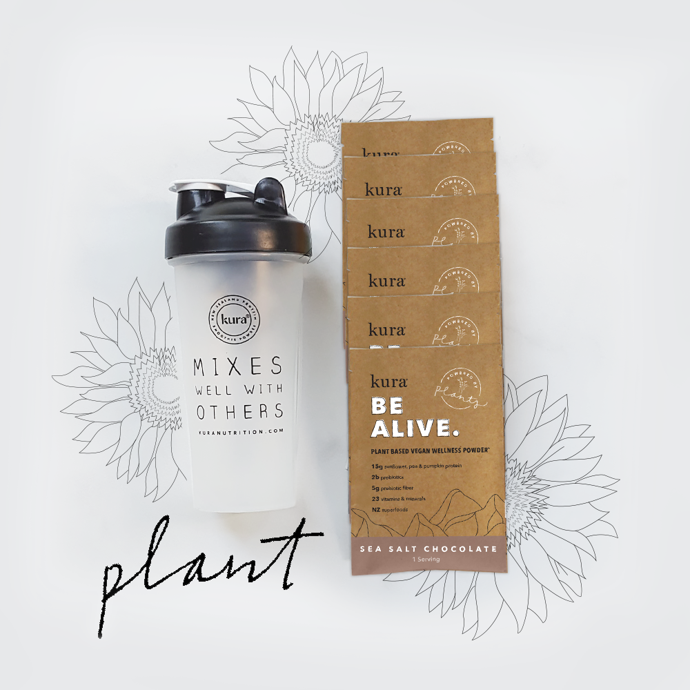 Plant Based Vegan Starter Bundle