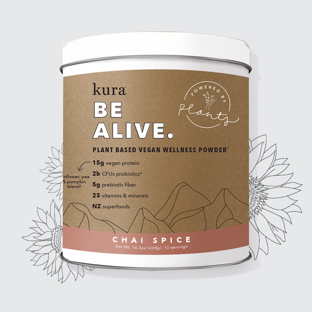 Chai Spice | Plant Based Vegan Wellness Powder