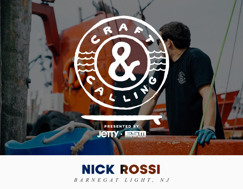 Craft & Calling: Nick Rossi